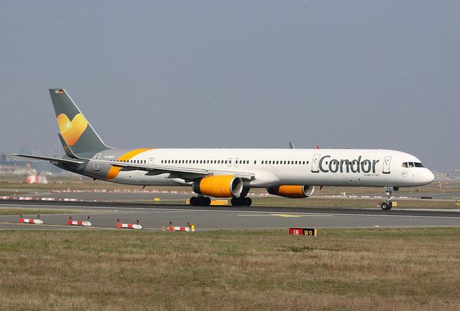 "B 757-330 "" D-ABOJ "" Condor -2"