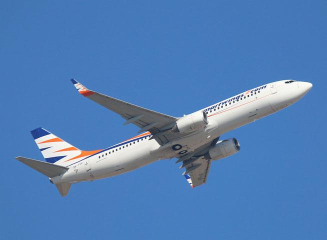 """B 737-82R/W  """" OK-TSR """" Smartwings -1"""
