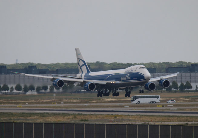 "B 747-8HVF "" VQ-BRH "" Air Bridge Cargo -3"