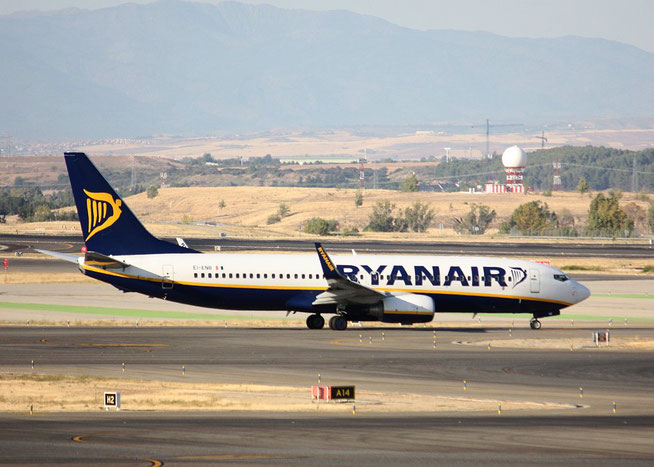 "B 737-8AS (W)  "" EI-ENB ""  Ryanair -2"