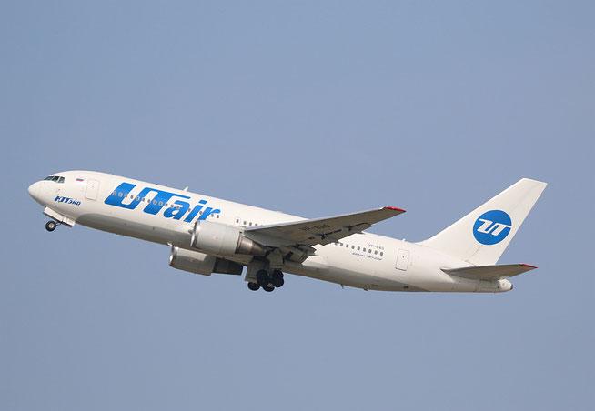 """B 767-224ER """" VP-BAG """" UTair -2"""