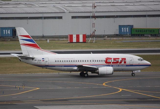 B737 OK-XGA-1