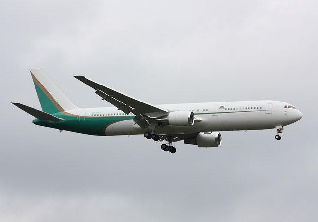 """B 767-3P6ER  """" VP-BKS """"  Kalair -1"""