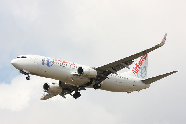 """B 737-86Q  """" EC-IDA """"  Air Europa -1"""