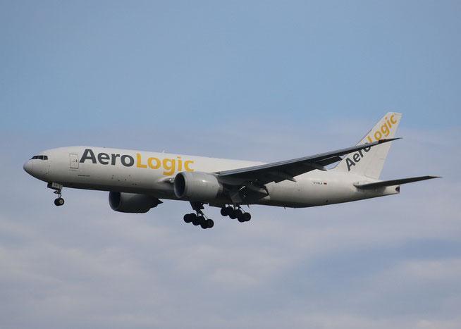 """B777-FZN """" D-AALA """" AeroLogic -3"""