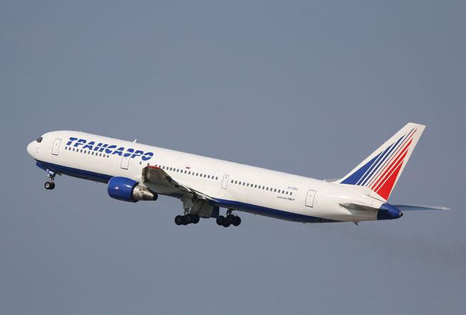 """B-767-37E  """" EI-DBU """"  Transaero Airlines -1"""
