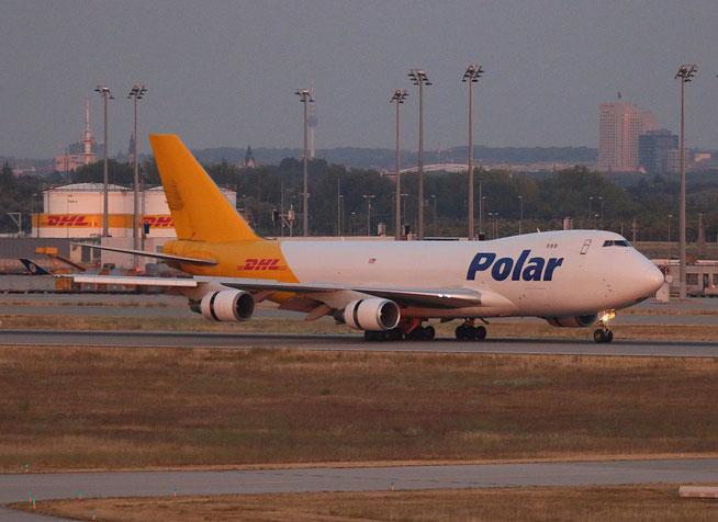 """B 747-46NF  """" N451PA """" Polar Air Cargo -3"""