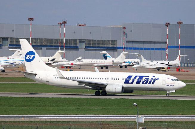 """B 737-8AS/W """" VQ-BJF """" UTair -2"""
