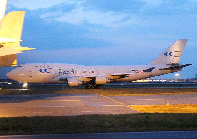 """B 747-4B5/BCF """" N976BA """" Kalitta Air -1"""