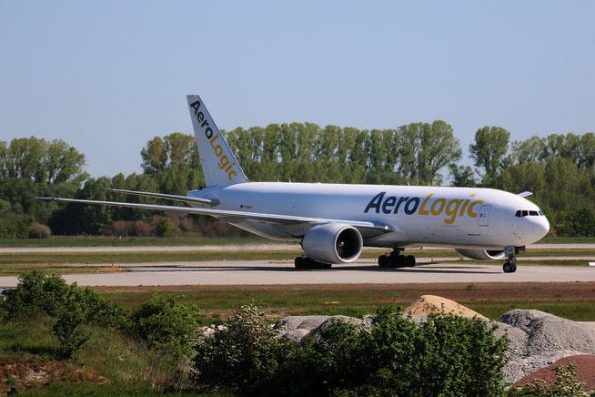 "B777-FZN "" D-AALH "" AeroLogic -5"
