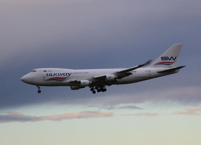 "B 747-4H6(F) "" VP-BCR "" Silk Way West Airlines -1"