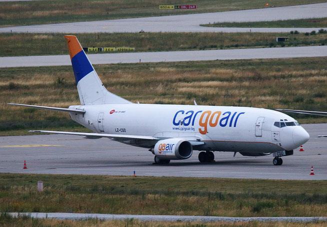 """B 737-301/F  """" LZ-CGO """"  Cargo Air -2"""