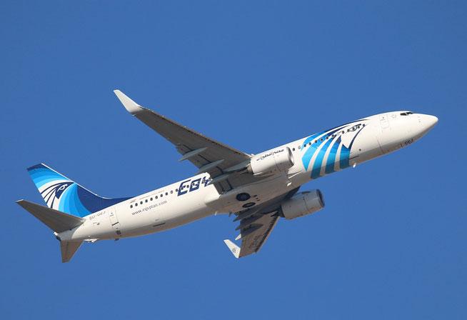 "B 737-866 "" SU-GEJ "" Egyptair -1"