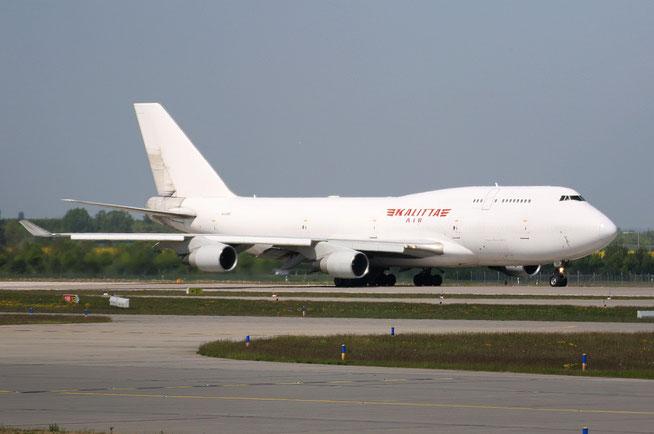 """B 747-4B5(BCF)  """" N539BC """"  Kalitta Air -2"""