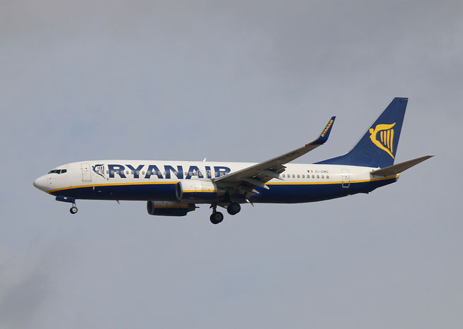 "B 737-8AS (W)  "" EI-EMD ""  Ryanair -1"