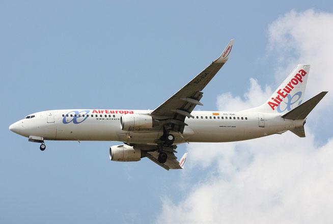 """B 737-86Q  """" EC-IDA """"  Air Europa -2"""