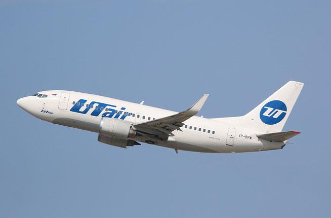 "B 737-524/WL  "" VP-BFW ""  Utair -1"