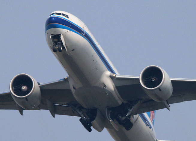 """B 777-F1B  """" B-2071 """" China Southern Cargo -1"""