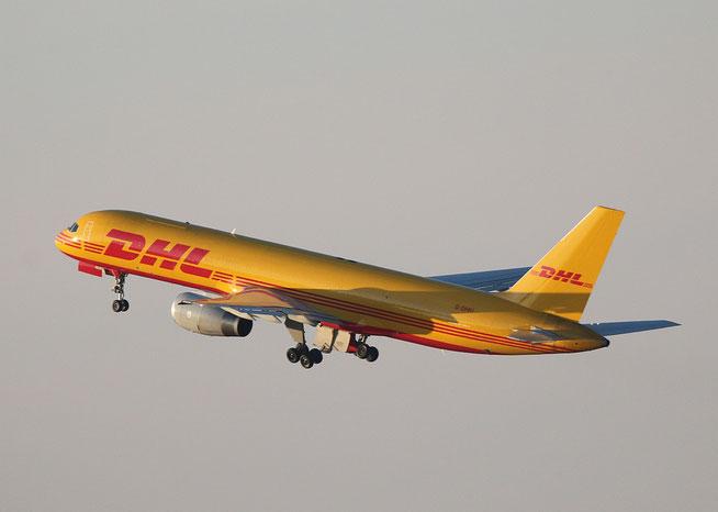"B 757-28A(PCF) "" G-DHKI "" DHL Air -2"