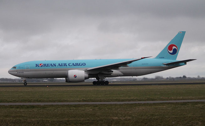 "B 777-FB5  "" HL8285 "" Korean Air -1"