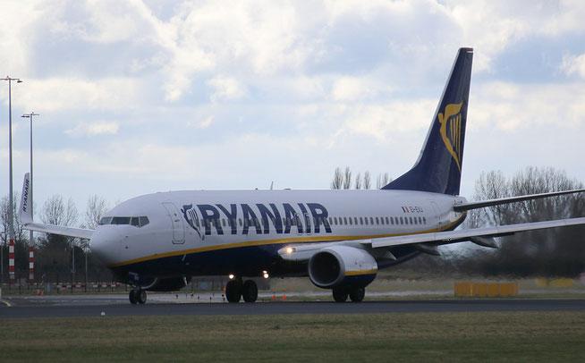 """B 737-8AS (W)  """" EI-EVJ """"  Ryanair -1"""