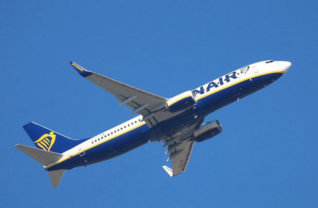"B 737-8AS (W)  "" EI-FIP ""  Ryanair -1"