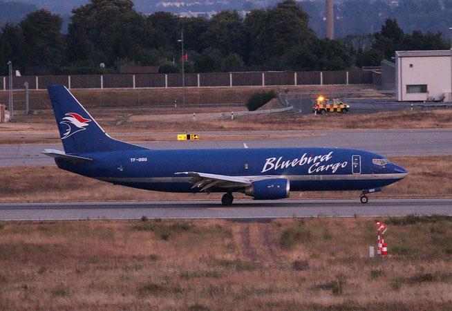 "B 737-36E /F "" TF-BBG "" Bluebird Cargo -2"