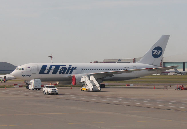 "B 767-224ER "" VP-BAI "" UTair -1"