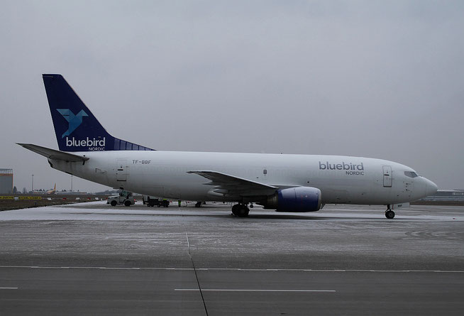 "B 737-36E(QC) "" TF-BBF "" Bluebird Cargo -4"