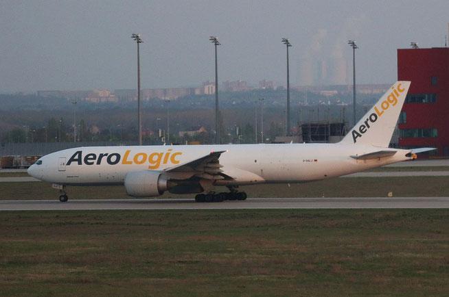 "B777-F6N "" D-AALJ "" AeroLogic -2"
