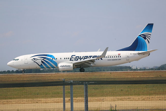 "B 737-866/W "" SU-GCO "" Egyptair -1"