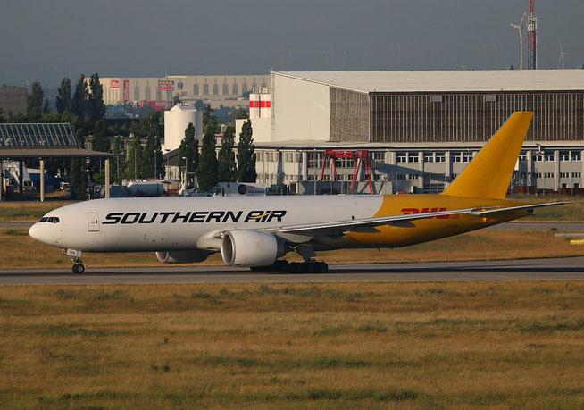 """B777-FZB """" N774SA """" Southern Air -3"""