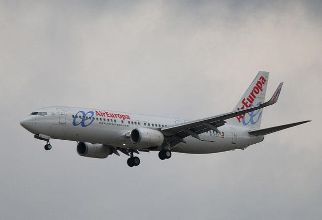 """B 737-85P  """" EC-KCG """"  Air Europa -3"""