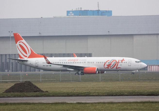 "B 737-8EH "" PR-GUB ""  GOL Transportes Aereos -1"