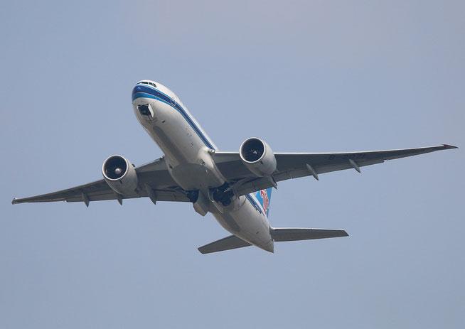 """B 777-F1B  """" B-2071 """" China Southern Cargo -2"""