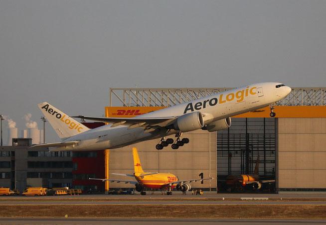 """B777-FZN """" D-AALA """" AeroLogic -2"""