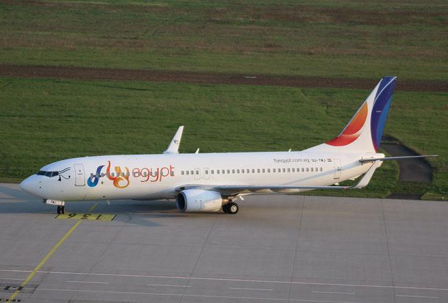 """B 737-82R/WL  """" SU-TMJ """"  FlyEGYPT -1"""