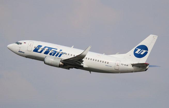"""B 737-524 """" VQ-BJN """" UTair -1"""