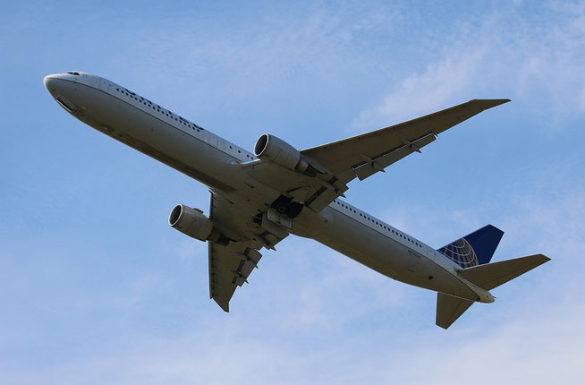 "B 767-424ER "" N69059 ""  United Airlines -1"