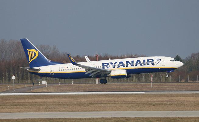 """B 737-8AS (W)  """" EI-ENV """"  Ryanair -1"""