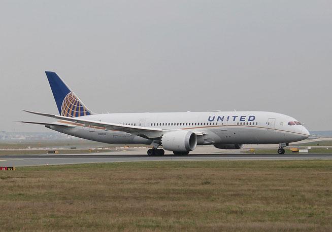 "B 787-8 "" N26906 ""  United Airlines -1"