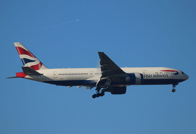 "B 777-236ER "" G-VIIH "" British Airways -1"