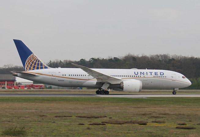 "B 787-8 "" N26906 ""  United Airlines -2"