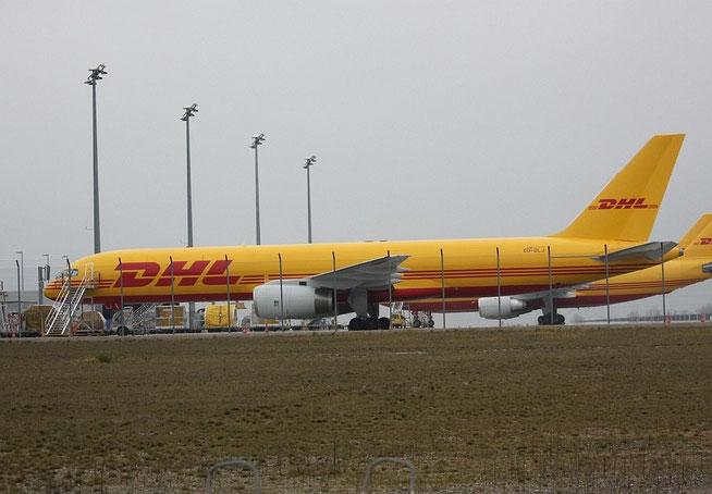 B757 OO-DLJ-1