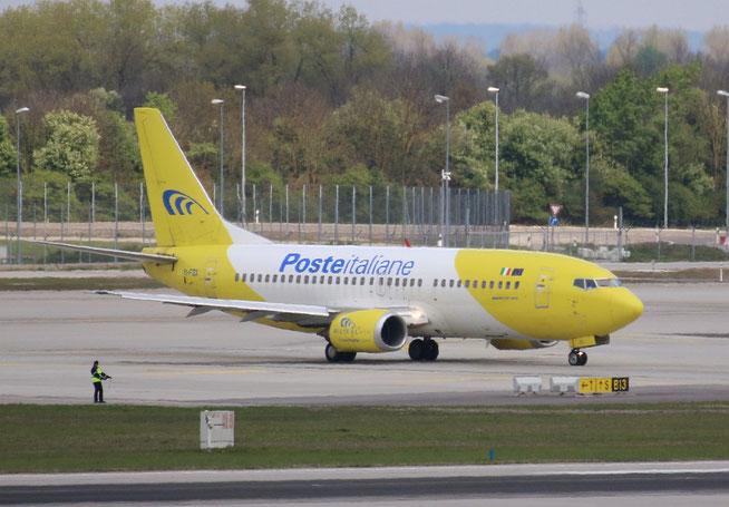 """B 737-3Q8  """" EI-FGX """"  Mistral Air -1"""