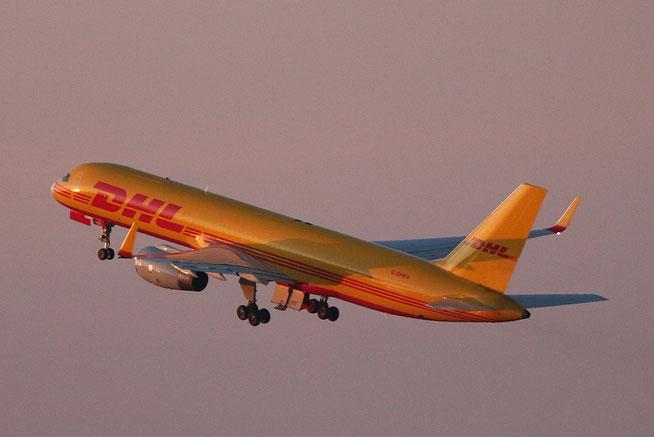 """B 757-223PCF(WL) """" G-DHKN """" DHL Air -3"""