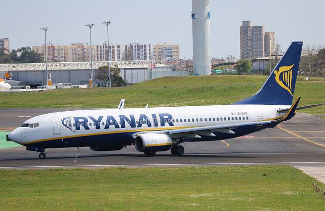 "B 737-8AS (W)  "" EI-EGB ""  Ryanair -2"