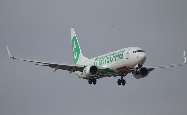 "B 737-8K2/W "" PH-HXC "" Transavia Airlines -1"