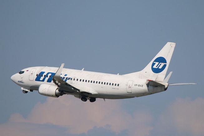 """B 737-524 """" VP-BVZ """" UTair -1"""