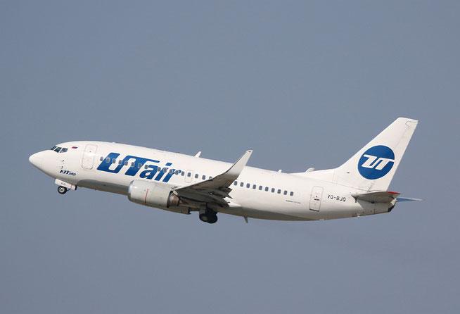 "B 737-524/W "" VQ-BJQ "" UTair -2"